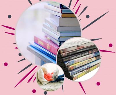 Collect & books